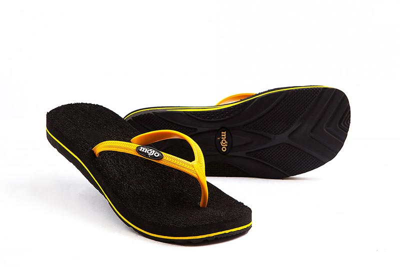 a722a985652c Mojo Sandals Swell Women s Yellow