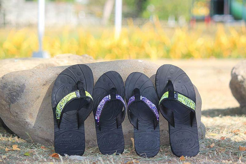 Mojo Sandals Turf Styles